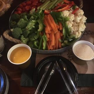 Take & Go Catering ~ Vegetable Platter