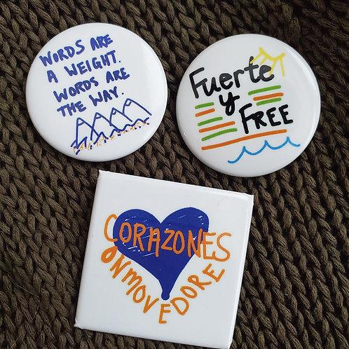 Original pins