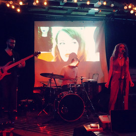Glitch Cake Live at The Footlight Bar
