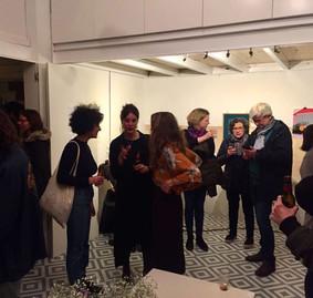 Entre Lineas Exhibition