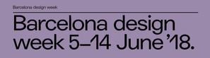 Barcelona Design Week 2018