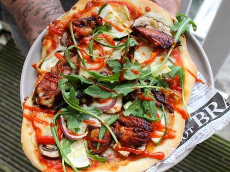 Recept: Naanpizza