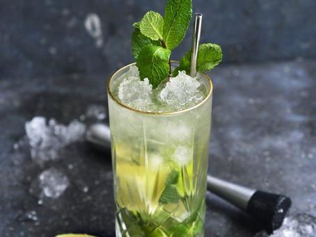Nojito - zomerse alcoholvrije mojito!