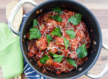 Recept: Chicken Meatballs