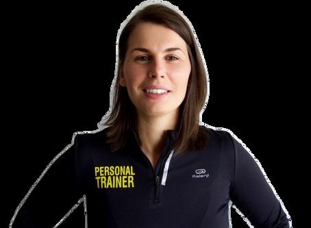 Meet the coach: Michelle