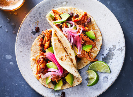 Ay, caramba: Chipotle chicken taco's