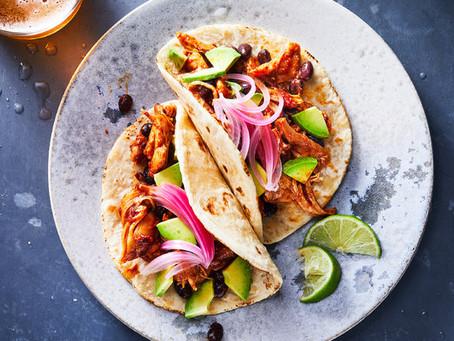 Ay, caramba: Chipotle chicken taco's