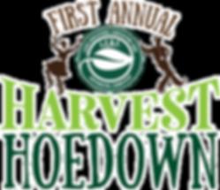 Harvest Hoedown Logo white border FINAL.