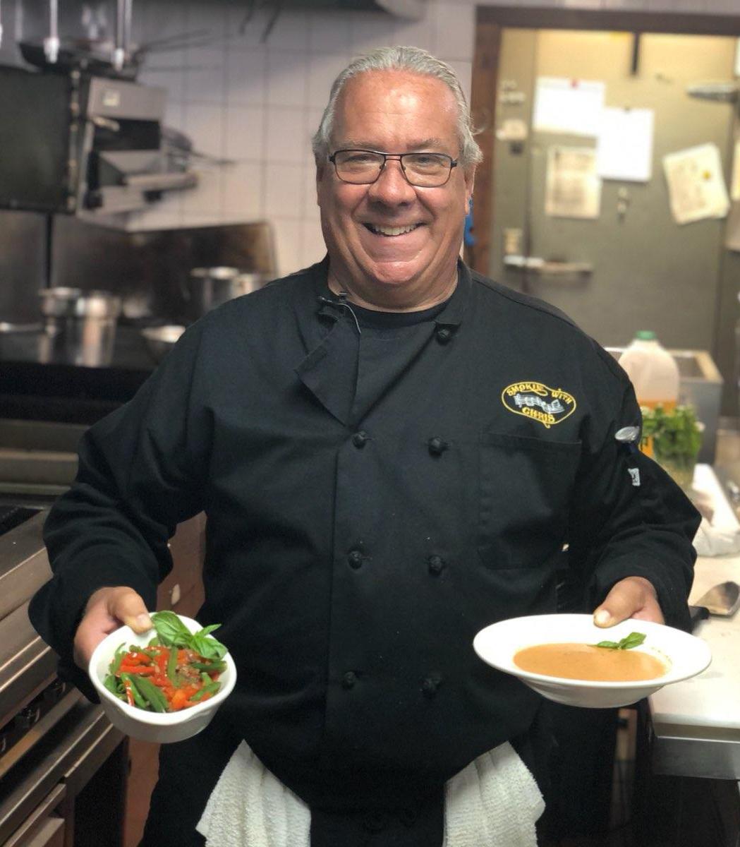 Chef Chris Conlon