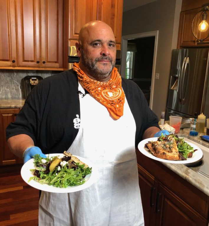 Chef Rick from Back 9 Tavern