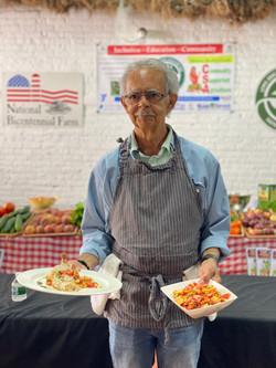Chef Dan Varano