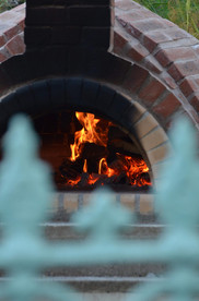 our pizza oven