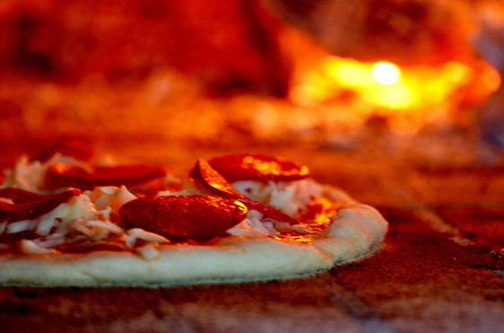 woodfire pizza evenings