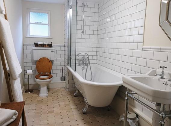 Rolltop baths