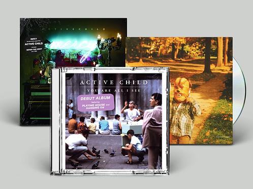 All 3 CDs - Bundle
