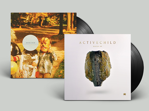 EP - 2 Vinyl Bundle