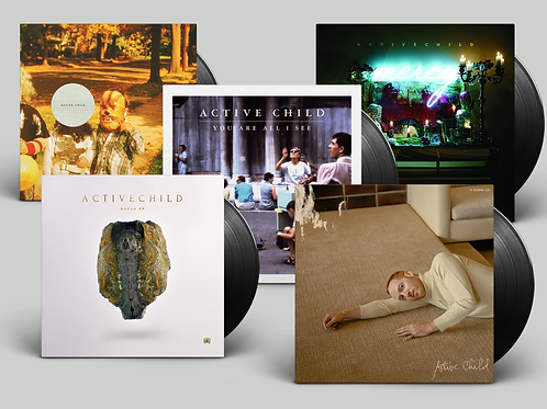 All 5 Vinyl - Bundle