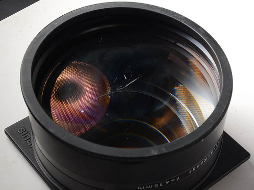 Rodenstock 635mm f5.6 approx lazer projection lens