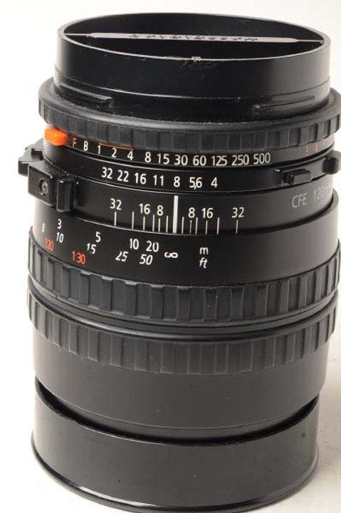 Hasselblad CFE 120mm F/4 Carl Zeiss Makro Planar T* Lens