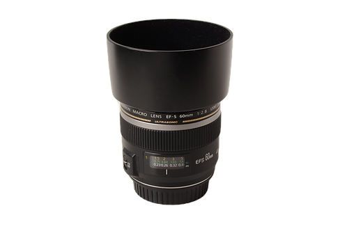 Canon EF-S 60mm f2.8 Macro