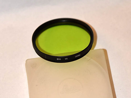 Leica E60 Yellow-Green filter