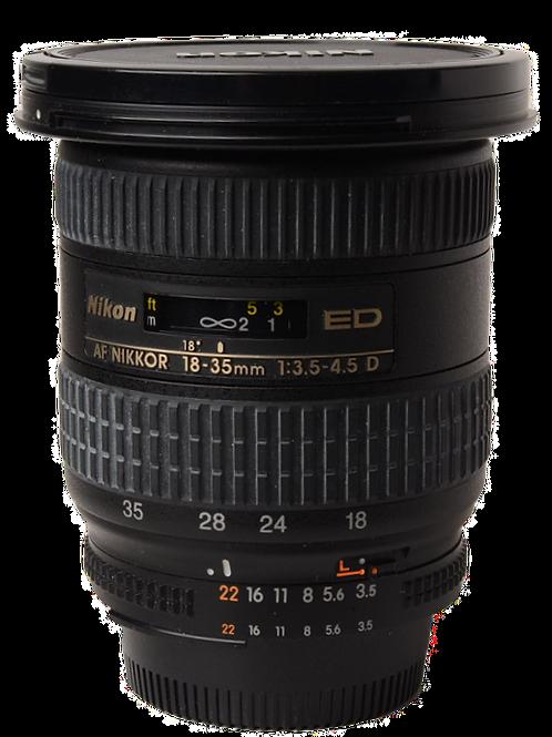 Nikon 18-35 AFD