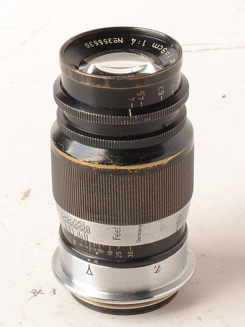 Leica 9cm elmar LTM lens - circa 1930s