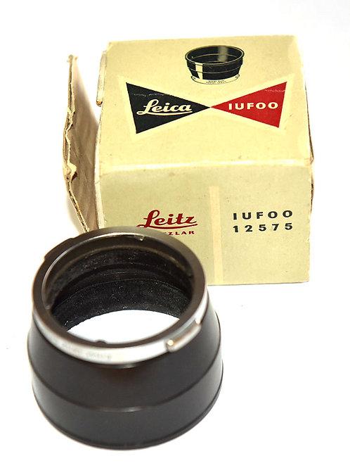 Leica IUFOO hood for 39mm front lens 90mm & 135mm lens