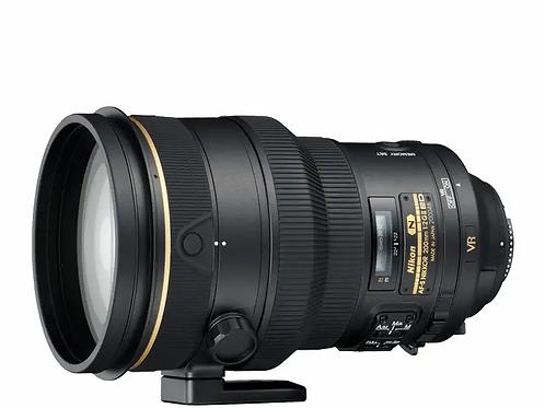 Nikon 200mm F2 II VR