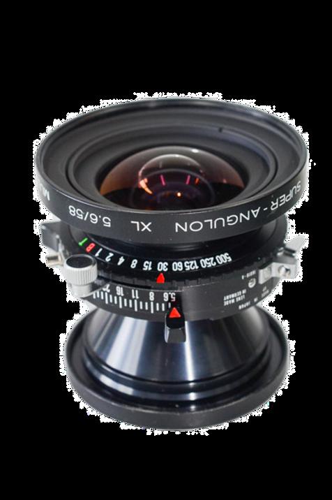 Schneider 58/5.6 Super Angulon XL