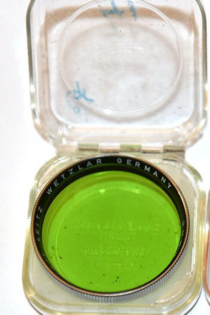 Leitz Leica 41mm  filters for Summarit 50/1.5 lens