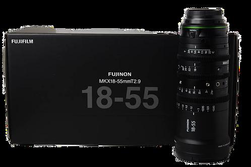Fuji 18-55 MKX