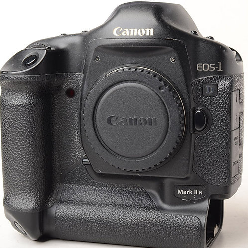 Canon 1D Mark II digital camera