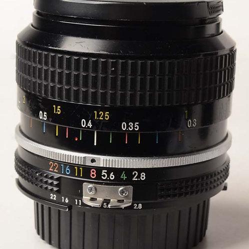 Nikon 24mm F2.8 Ai