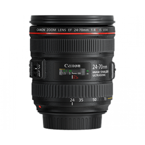 Canon 24-70mm F4LIS