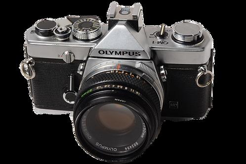 Olympus Om1/50f1.8