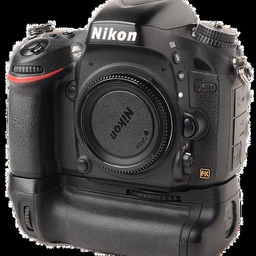 Nikon D610 & Grip