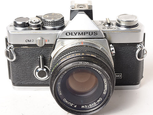 Olympus OM2 MD Kit