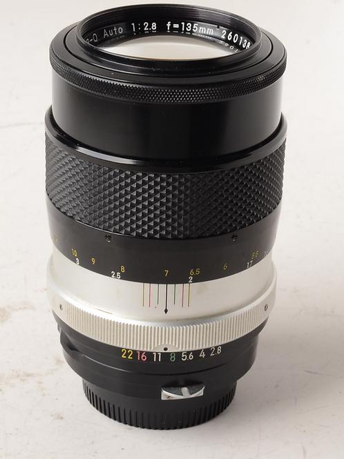 Nikon 135mm F2.8 non Ai