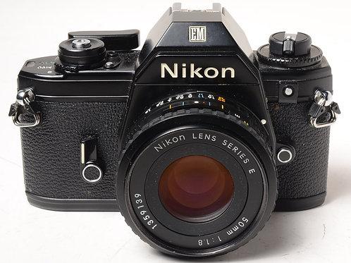 Nikon EM Kit