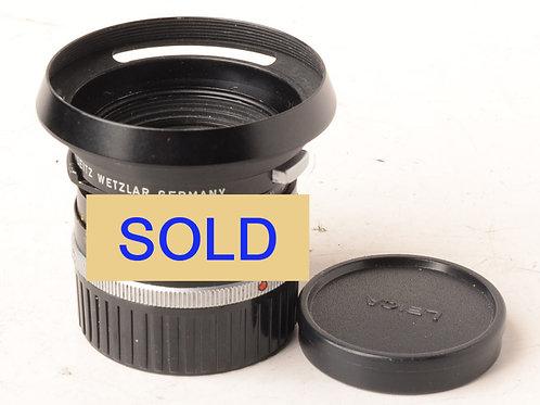 Leica 35mm F1.4 M