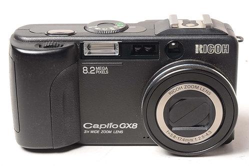 Ricoh Caplio GX8