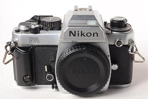Nikon FA Body