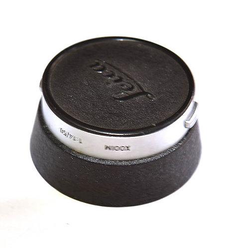Leica XOOIM lens hood for 50/1.4 summilun M ver1 & 2