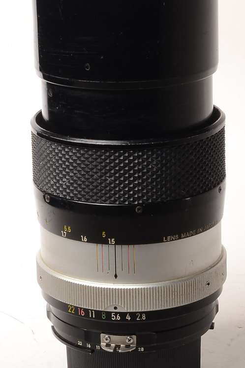 Nikon 135mm F2.8 Ai