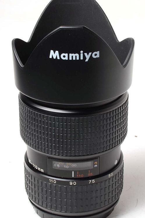 Mamiya 55-110mm f4.5 AF