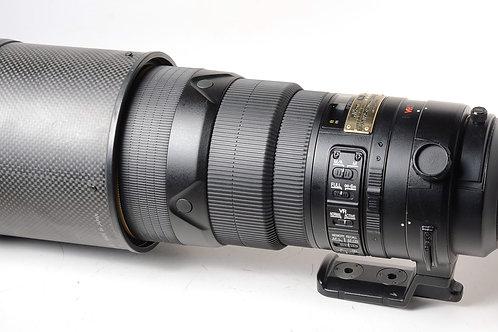 Nikon 300mm f2.8 VR AF-S