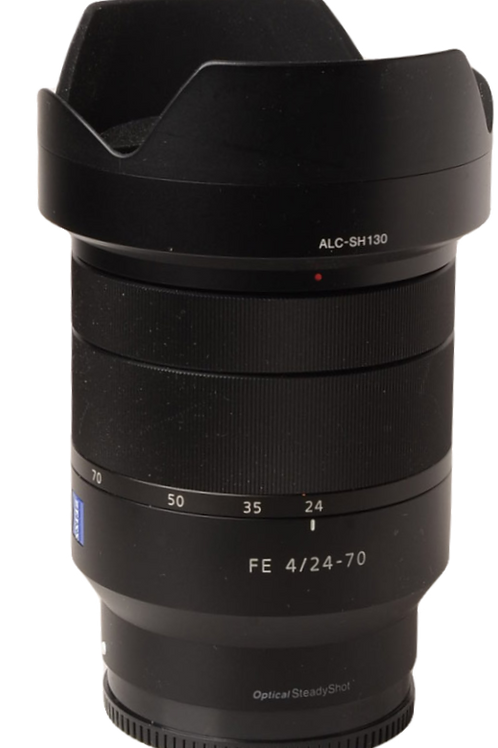 Sony 24-70mm F4