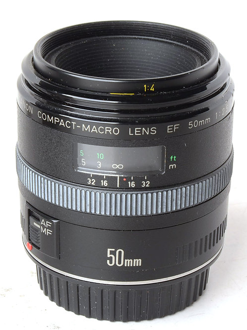 Canon 50mm f2.5 Compact Macro