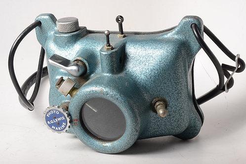 R.G. Lewis for Leica Photo-Marine Blue Hammertone Paint